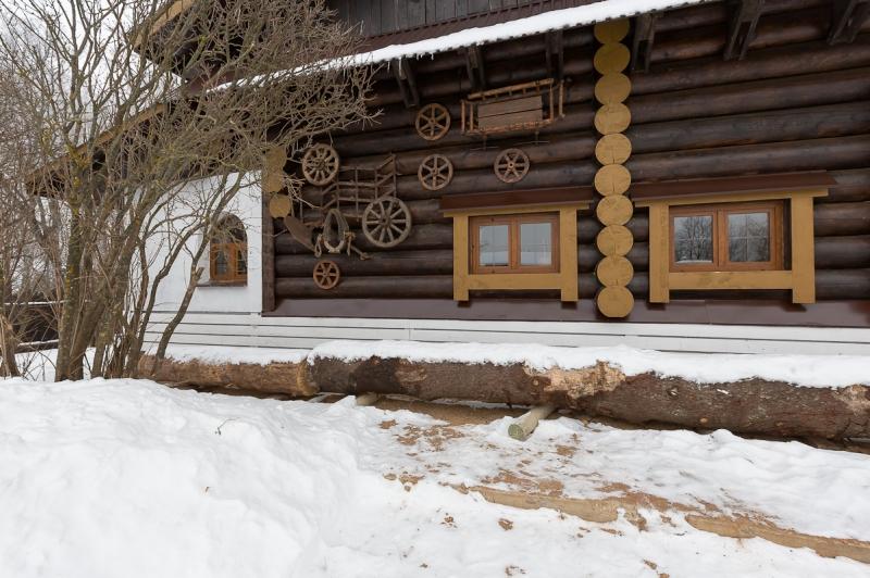 Московская область, Рузский район, Покровское 3