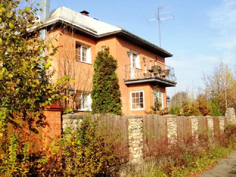 Московская область, Истринский район, Глинки