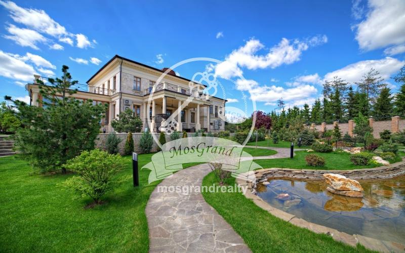 Московская область, Истринский район, Чесноково